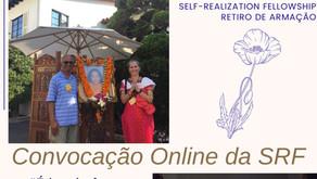 Convocação Online da SRF - Depoimentos de Anna e Ramaswamy