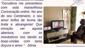 Convocação Online da SRF - Depoimento de Sonia Marli Cavallini