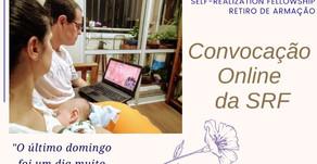 Convocação Online da SRF - Depoimento de Fernando Jerep