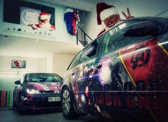 Fröhliche Weihnachten & einen guten Rutsch
