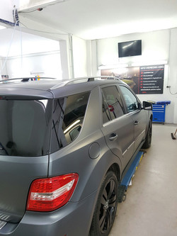 Carwrapping - Foliendesign - Scheibe
