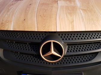 Mercedes Vito Flotten Folierung