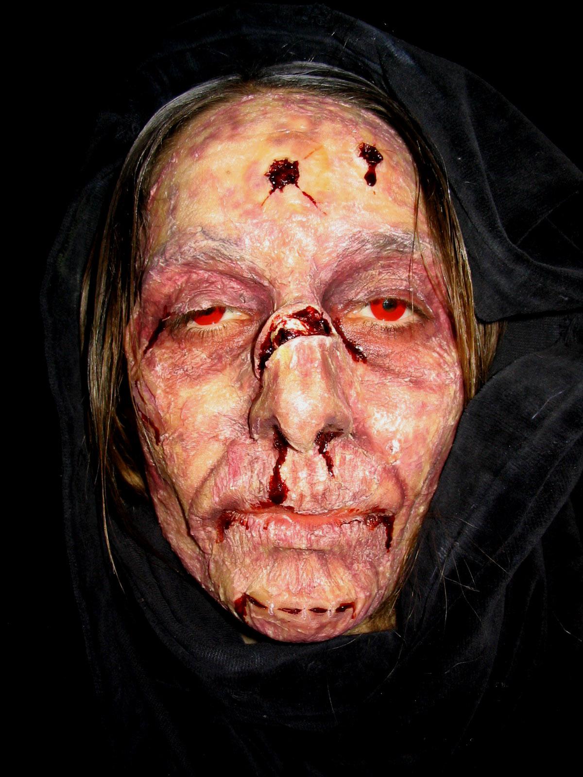 photo zombie gege