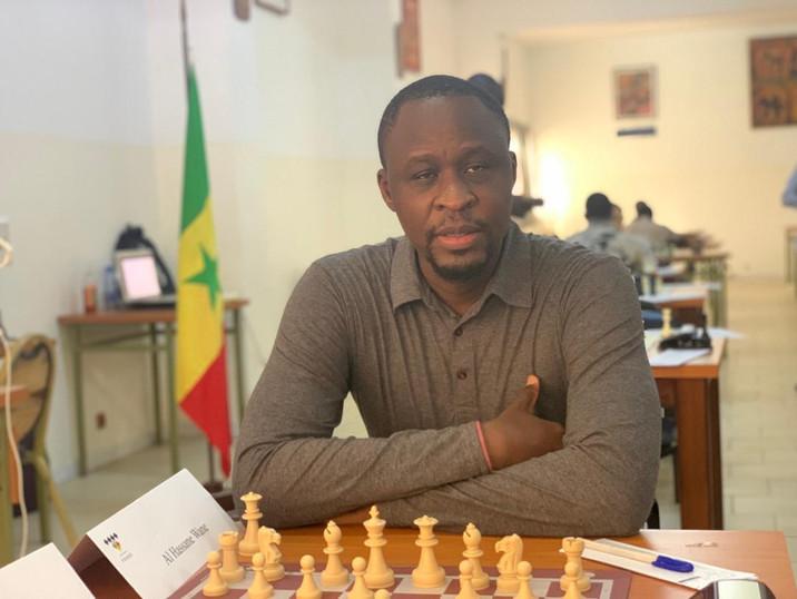 Amadou Lamine Cissé - Senegal Federation