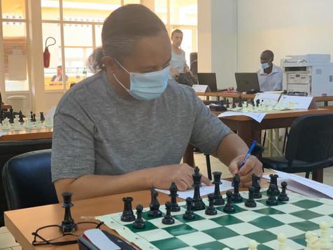 Herisolo Rabosaona - Senegal Championshi