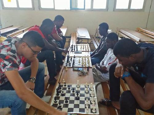 UCAD Chess