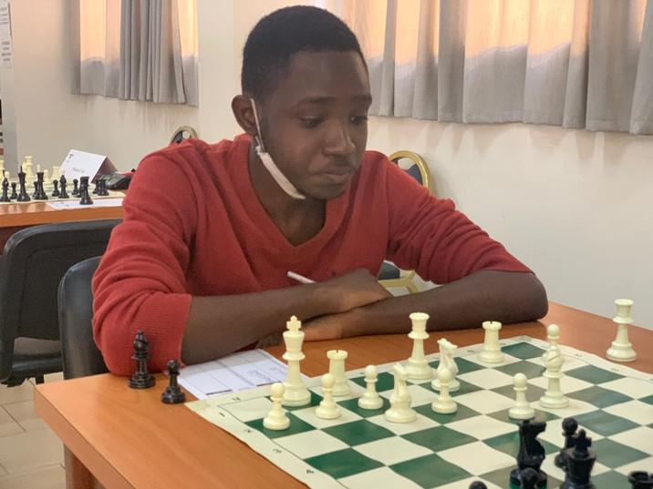 Mouhamadou Lamine Guèye - Senegal Chess.