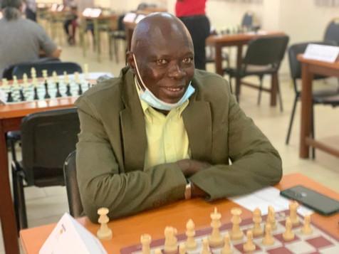 Mactar Sokhna Chess Chief Arbiter Senega