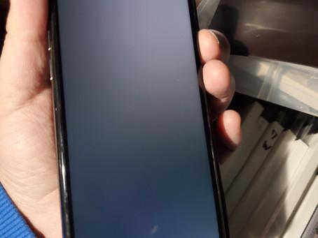 iphoneX 液晶交換 新宿歌舞伎町