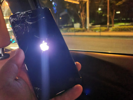 iPhone11pro Max リンゴループ修理 東京都新宿区