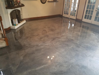 Epoxy Floors - Are they for you?