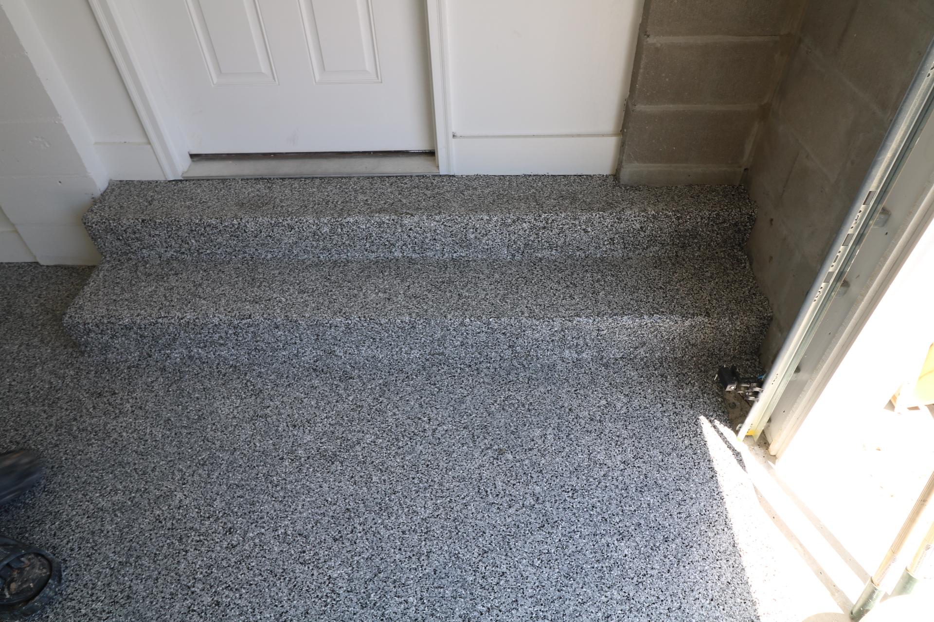 Steps? No problem!