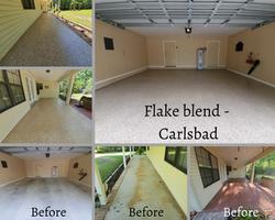 Carlsbad flake project