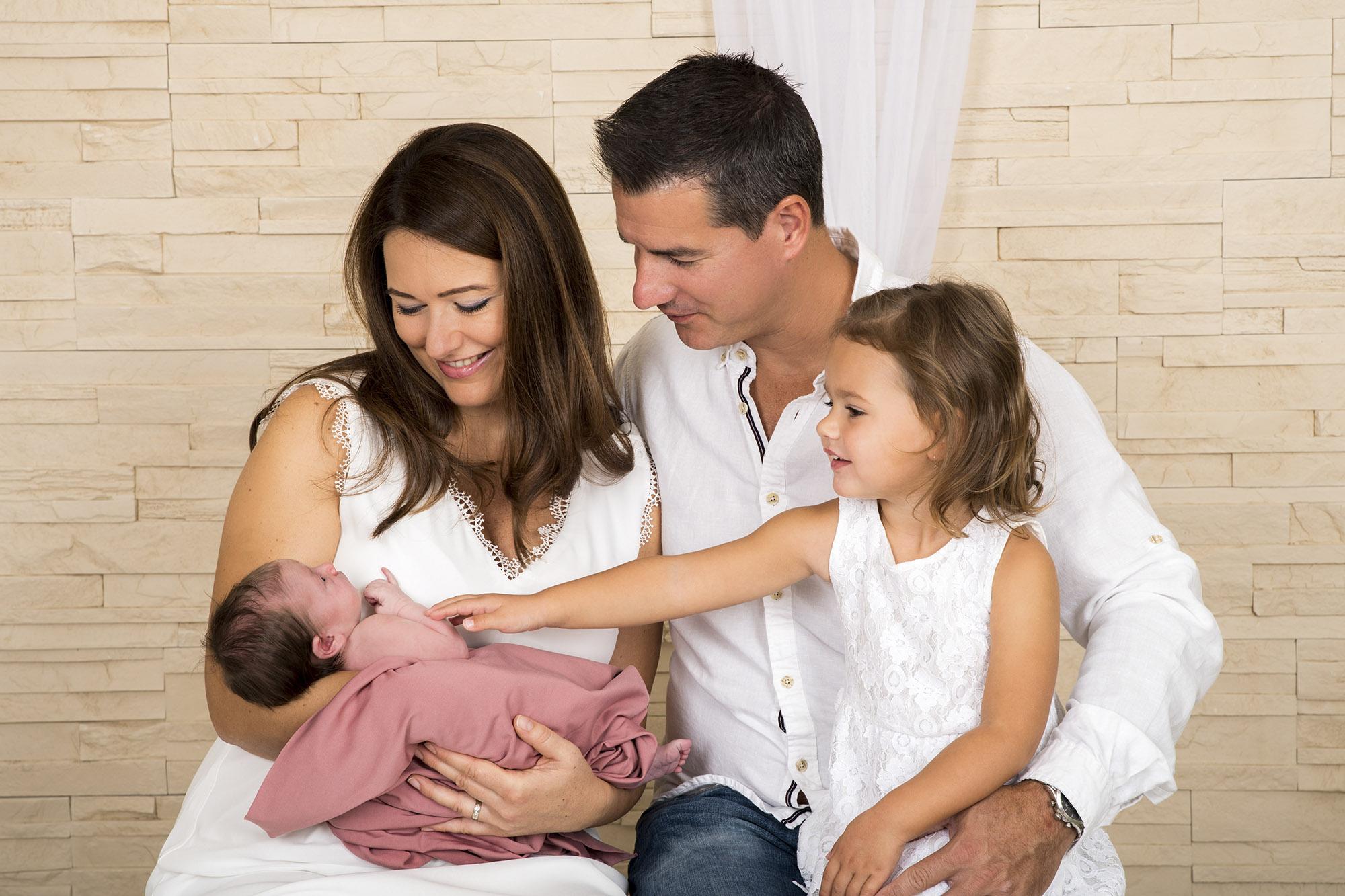 baba és család fotózás