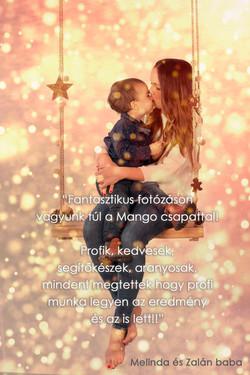 Mango foto studio családi fotózás gy