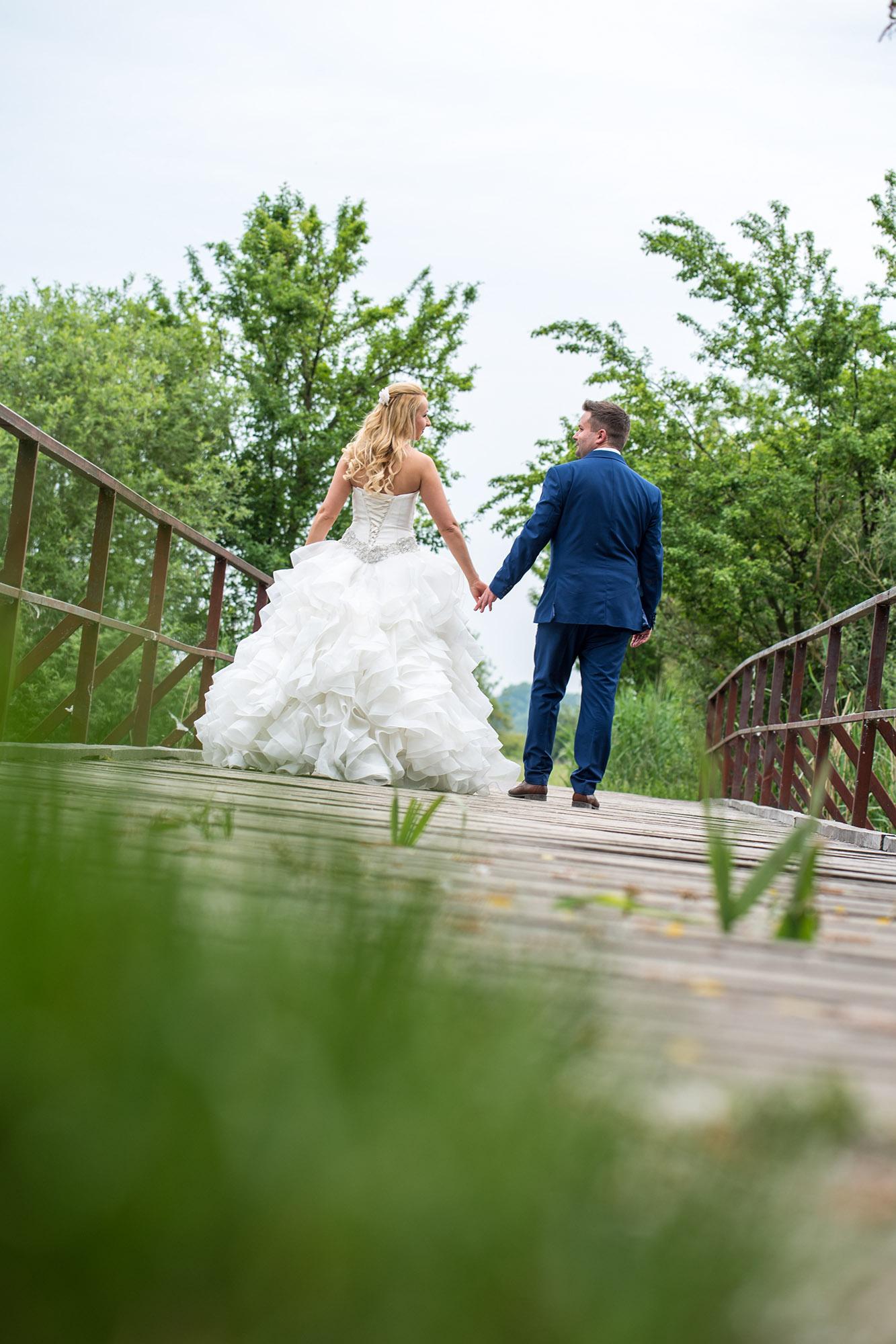 romantikus esküvő fotózás