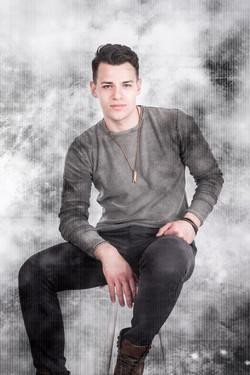 profilkép portré