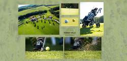 Termekfotozas - Forest Hills Golf mobil.