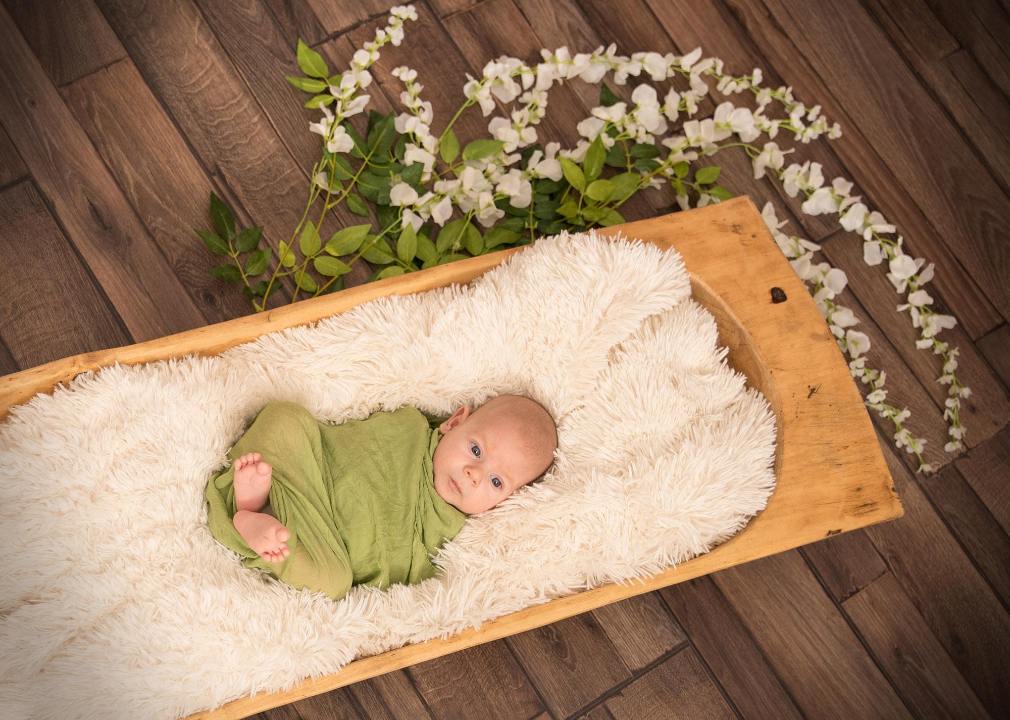 újszülött fényképész