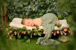 újszülött baba fotós