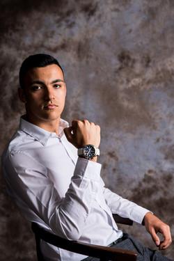 férfi profilkép