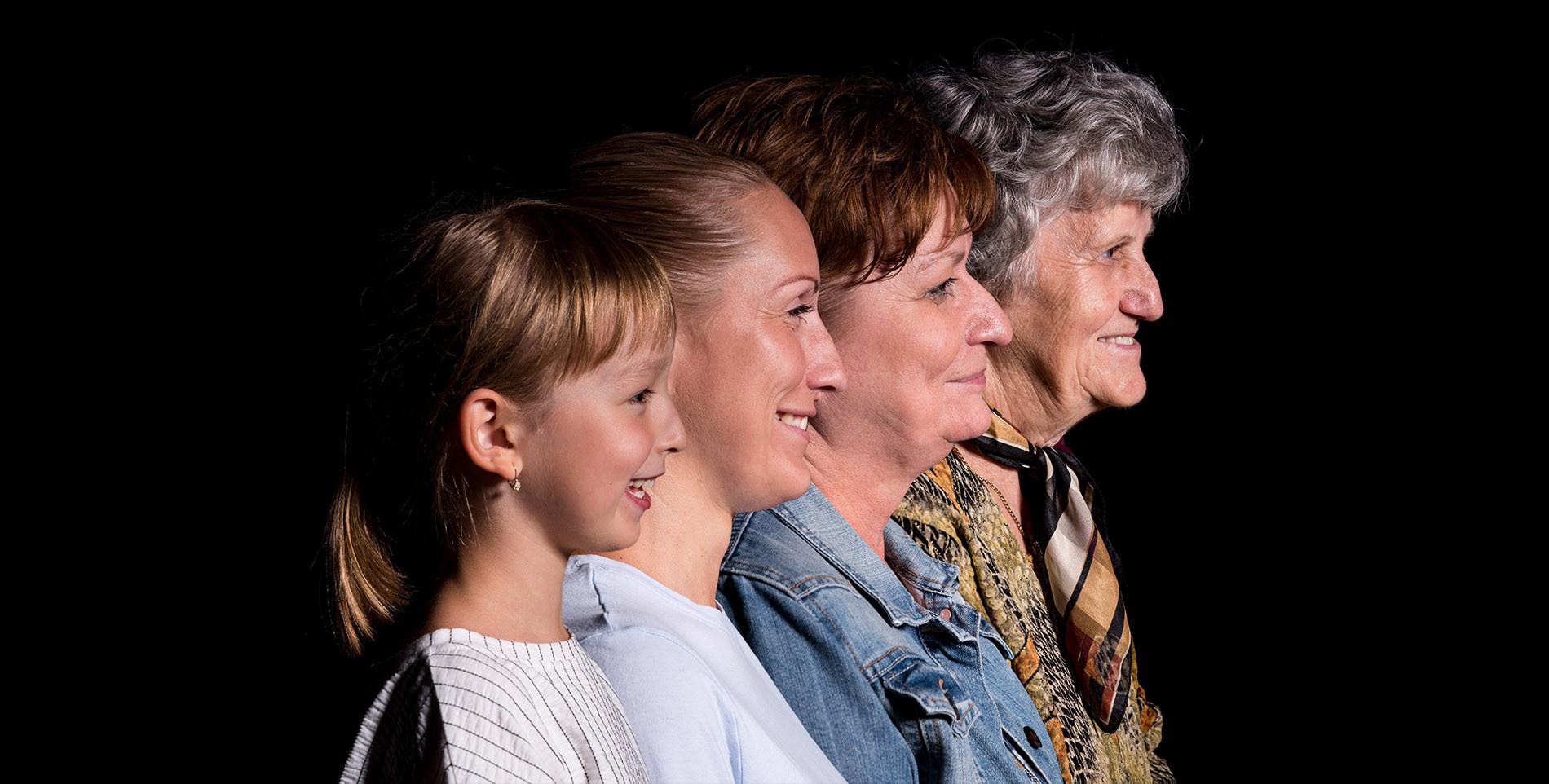 Generációk családi kép