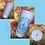 Thumbnail: Football themed reusable personalised tumbler