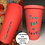 Thumbnail: Personalised Love Island inspired reusable tumbler