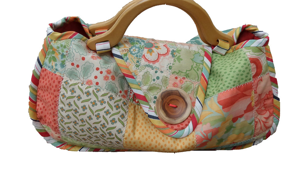 Pattern for Patchwork Bag (PDF Download Only)