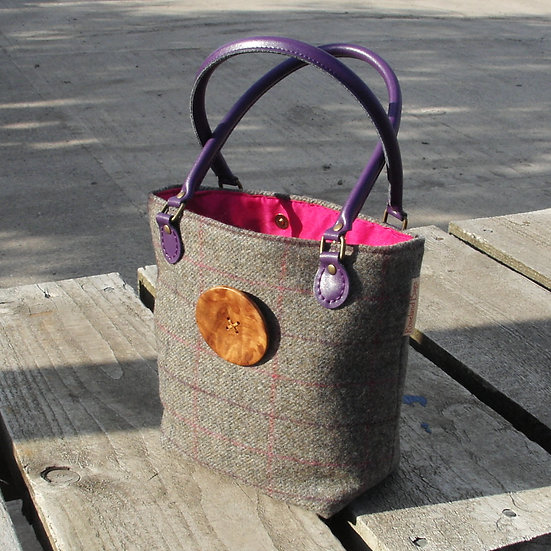 'Karenza' Sock Project Bag