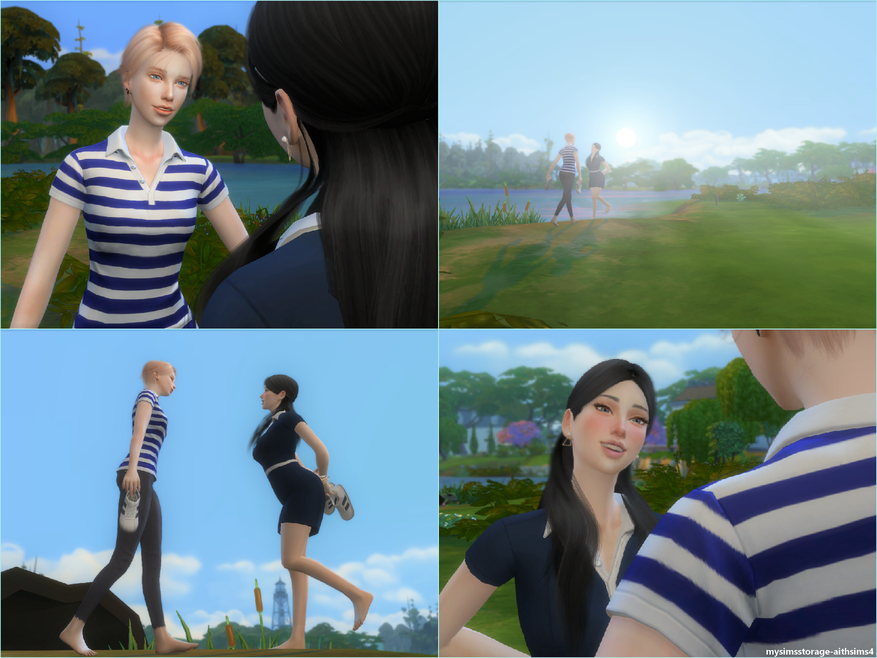 aith sims4 walk dating pose pack