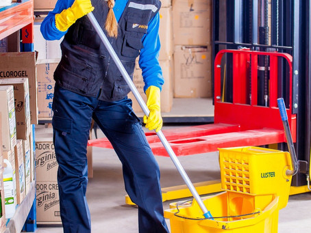 Are you PROACTIVE or REACTIVE when it comes to sanitizing and disinfecting?