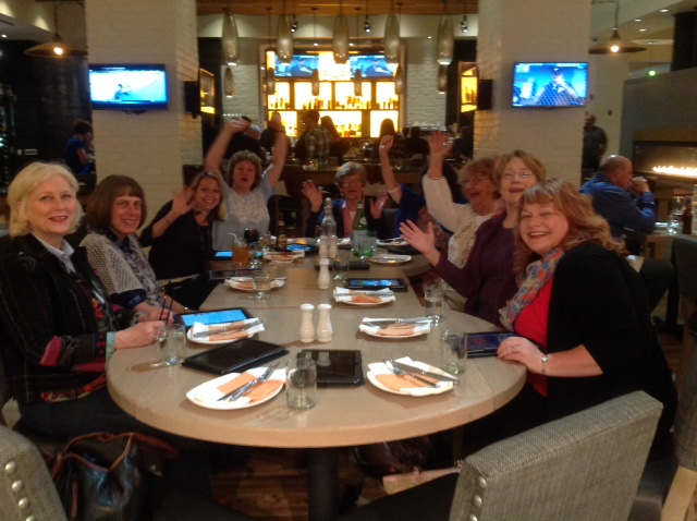 2015 Board Dinner