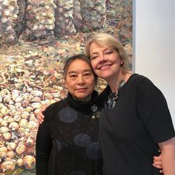 Kim and Hung Liu