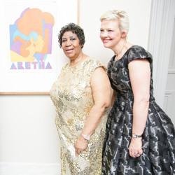 Aretha Franklin @ 2015 Gala