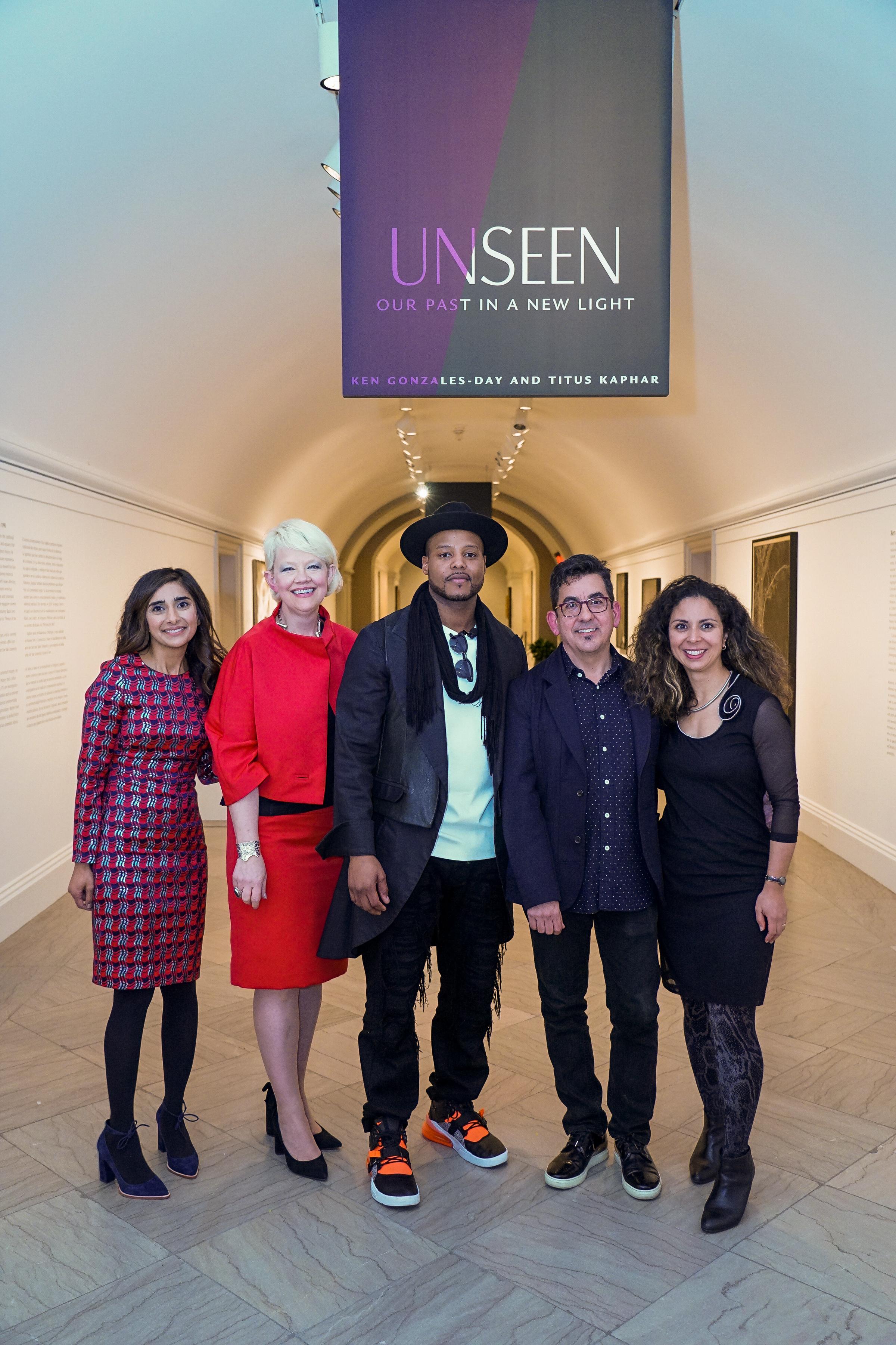 """""""Unseen"""" exhibition"""