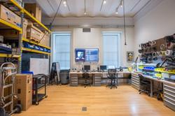 New Time-based-media studio