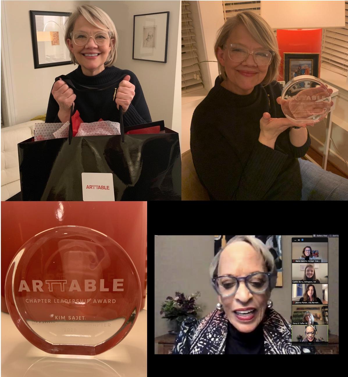 Art Table Leadership Award