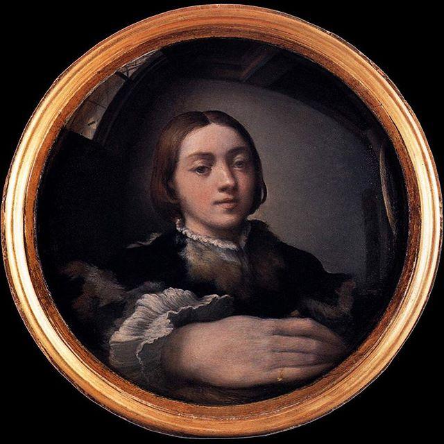Parmigiano Self-Portrait