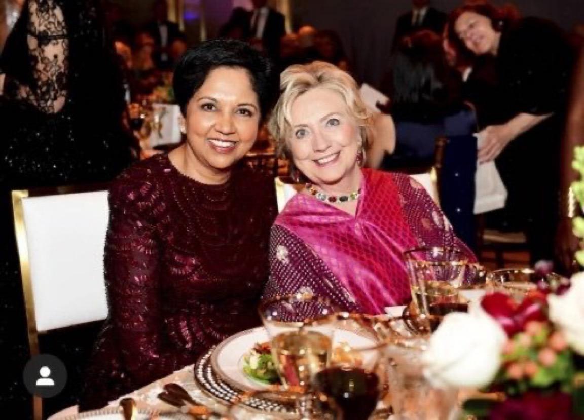 Indra & Hillary