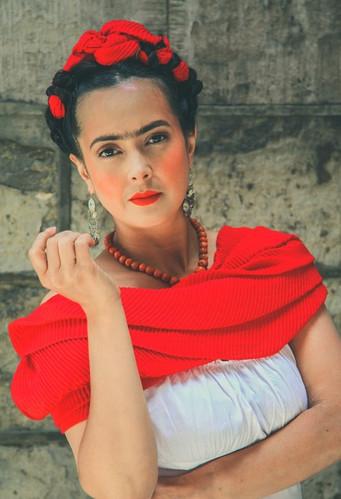 Rebecca Grant - Frida Kahlo
