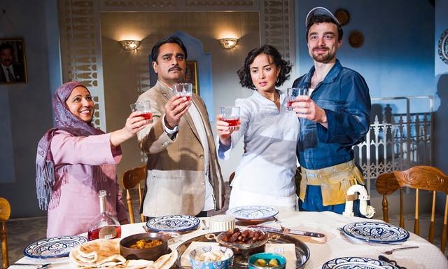 Rebecca Grant - Dinner With Saddam2