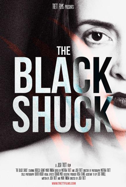 Rebecca Grant - Black Shuck Poster