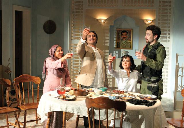 Rebecca Grant - Dinner With Saddam