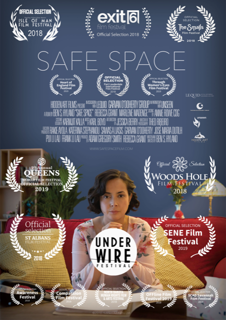 Rebecca Grant - Safe Space Festivals
