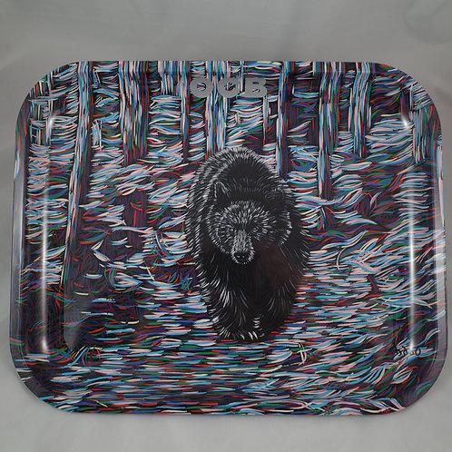 OCB Bear Jumbo Metal Tray