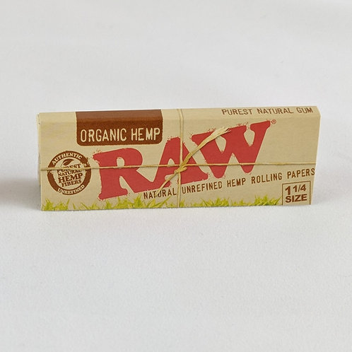 Organic Hemp RAW Rolling Papers