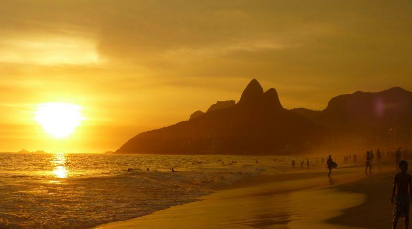 Brazil - ipanema-beach