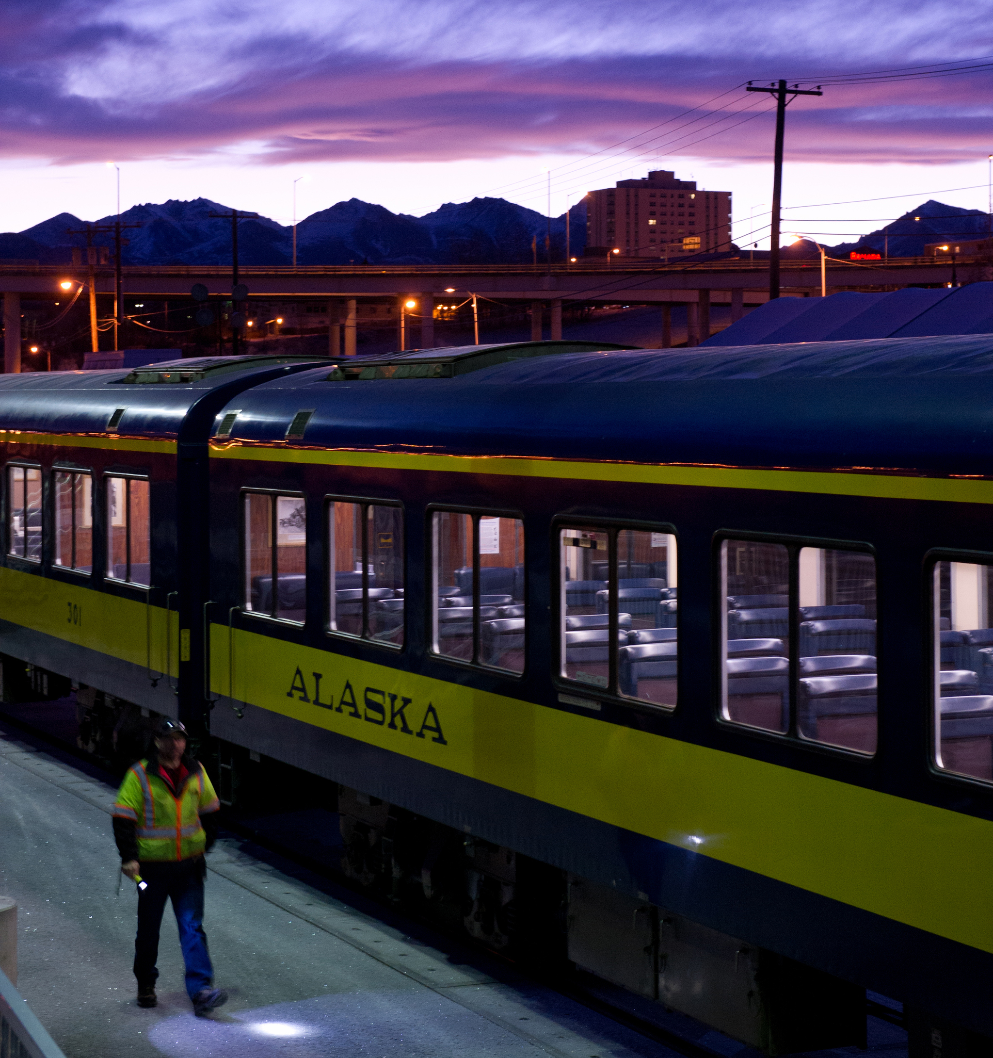 alaska rail road co