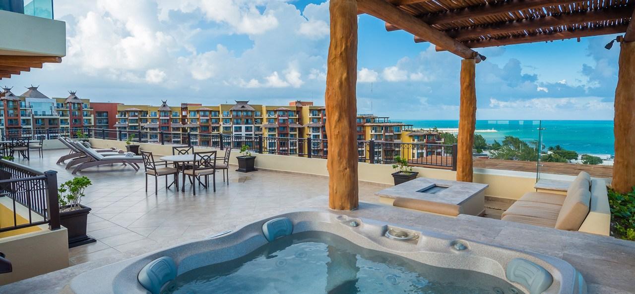Villa Del Palmar Cancun4